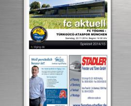 FC-Aktuell-Stadionzeitung